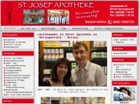 St. Josef Apotheke, Apotheker Dietmar Heuchel e. K.