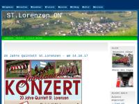St.Lorenzen im Lesachtal