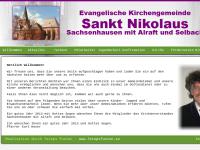 St. Nikolaus Sachsenhausen