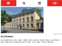Stadtarchiv Neuss