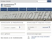 Stadtbibliothek Pforzheim