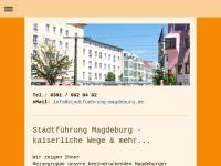 Touralis Stadtführung Magdeburg
