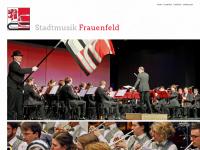 Homepage der Stadtmusik Frauenfeld