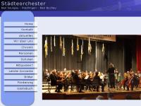 Städte-Orchester Bad Saulgau, Riedlingen, Bad Buchau
