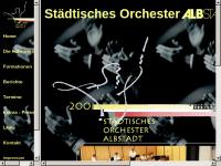 Städtisches Orchester Albstadt