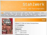 Stahlwerk Tattoo- und Piercing, Wolfgang Klasen