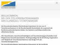 Steuerberaterkammer Mecklenburg-Vorpommern