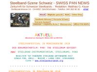 Schweizer Steelband-Szene