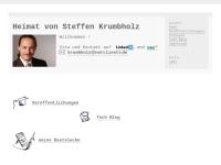 Modellbahnecke von Steffen Krumbholz