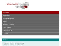 Steiermark.Bz - Shopping und Wirtschaftsplattform für Steiermark