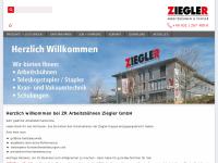 Arbeitsbühnen Ziegler GmbH & Co. KG
