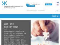 Steinberg Institut für Mediation und Konfliktmanagement (SIMK) - Prof. Dr. iur. Thomas Trenczek