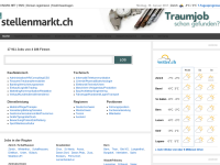 Stellenmarkt.ch, JobCloud AG