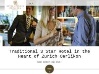 Hotel Sternen Zürich Oerlikon