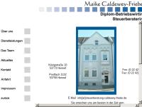 Steuerberaterin Maike Caldewey-Friebe