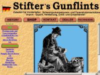 Stifter´s Gunflints, Rita Stifter
