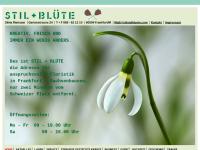 Blumenfachgeschäft Stil und Blüte