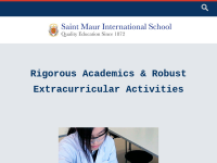 Saint Maur International School