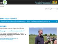 Bayerisches Staatsministerium für Landesentwicklung und Umweltfragen