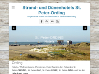 St. Peter-Ording Urlaubs-Finder