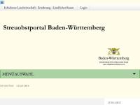 Streuobstportal des Landes Baden-Württemberg