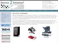 Service 2 Solution GmbH