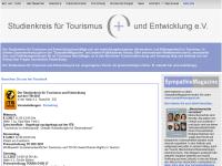 Studienkreis für Tourismus und Entwicklung e.V.