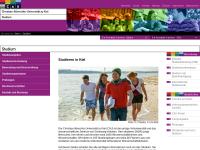 Bachelor Ökotrophologie an der Christian-Albrechts-Universität Kiel
