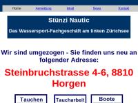 Stünzi Nautic AG, Thalwil