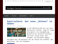 Stuttgart Journal