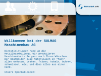 Sulmag Maschinenbau AG