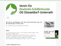 SV OG Düsseldorf - Unterrath