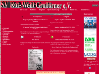 SV Rot-Weiß Großörner e.V.