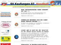 SV Kaufungen 07 Handball