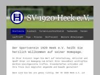 SV 1920 Heek e.V.
