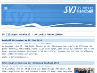 SV Illingen Abteilung Handball