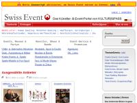 Swiss Event - Verlag Kultur(s)pass GmbH