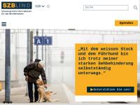 Schweizerischer Zentralverein für das Blindenwesen (SBZ)
