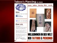Taboos Piercing, Jürgen Clemens