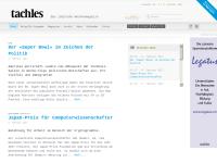 tachles - Das Jüdische Wochenmagazin