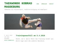 Taekwondo - Kobras - Magdeburg