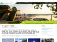 Ferienzentrum Vogtländische Schweiz - Talsperre Pöhl