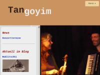Tangoyim: Klezmer, Balkanmusik und Tango