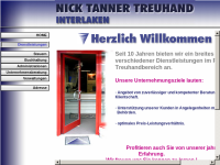 Nick Tanner Treuhand
