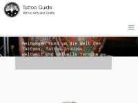 Tattoo Guide Europa, Hanno Zwicker