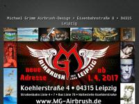 Mc Airbrush Design, Michael Grimm