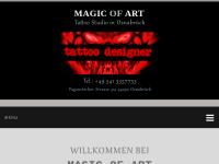 Tattoostudio Osnabrück, Alexander Salow