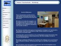 Peters Tauchausbildung in Duisburg