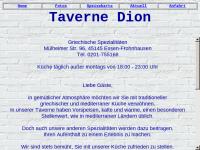 Taverne Dion
