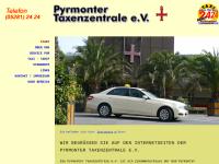 Taxenzentrale Bad Pyrmont